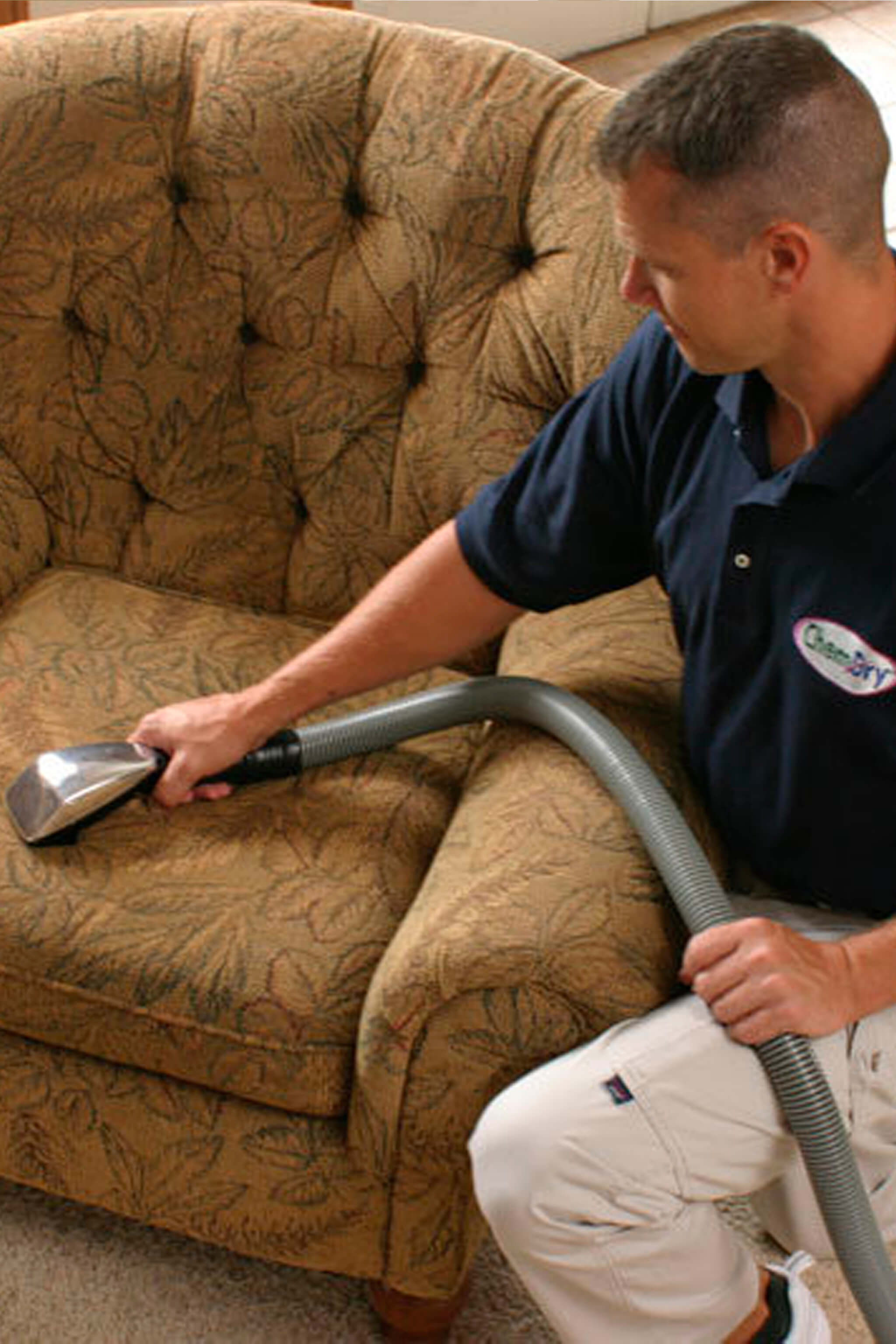 upholstery cleaner in chesapeake